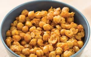 Chickpeas: The Complete Vegetarian Cookbook Image