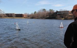 Richmond Model Yacht Club Image