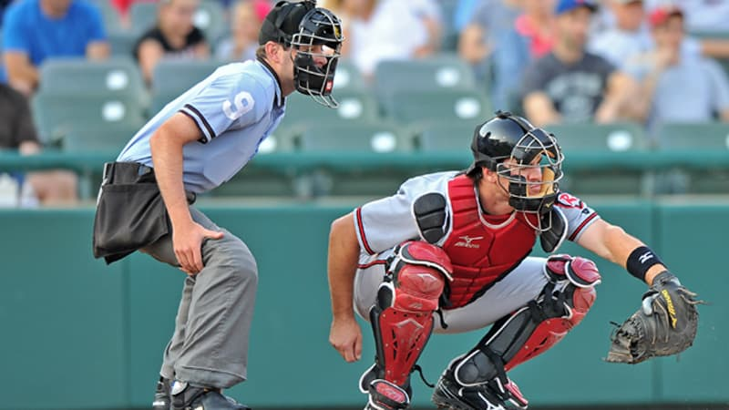 Flying Squirrels_Baseball Image