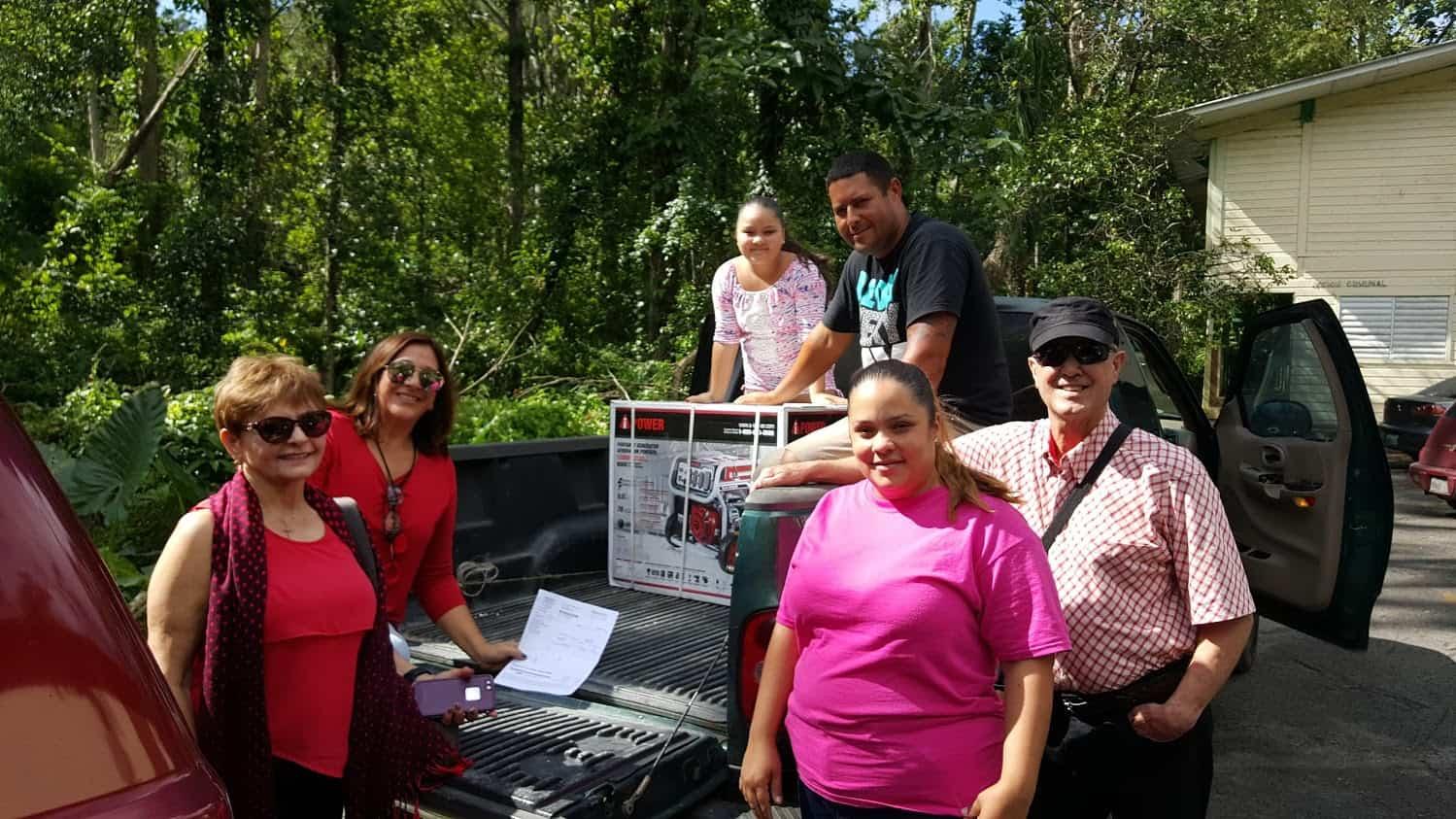Puerto Rico Fundraiser