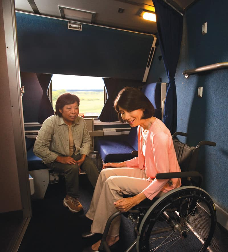 Photo courtesy of Amtrak