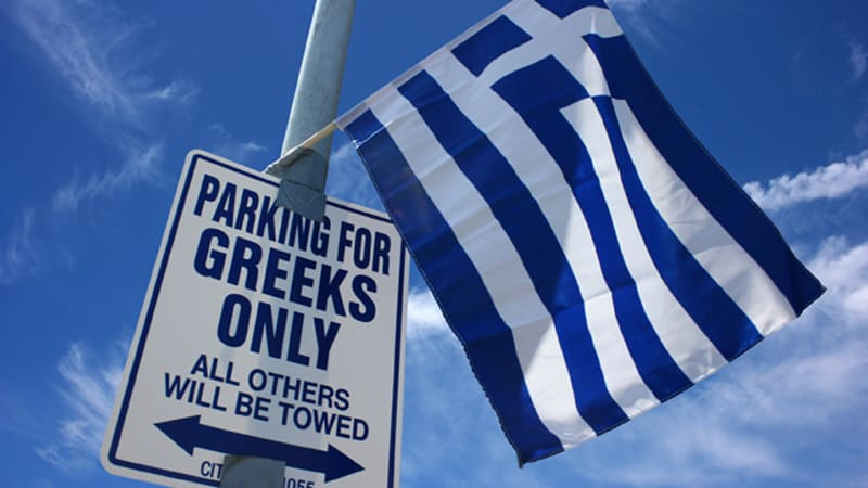 Greek Festival Image