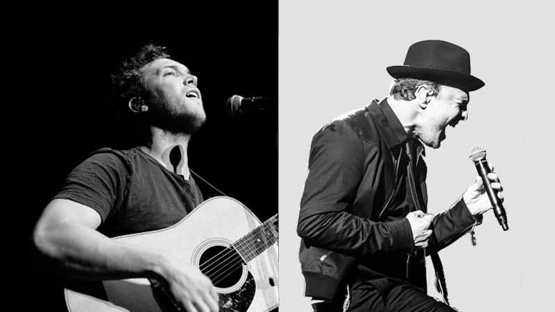 Phillip Phillips and Gavin DeGraw Innsbrook After Hours Image
