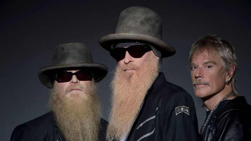 ZZ Top After Hours Image