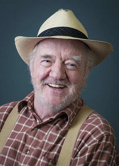 7. Richard Herd - Photo by Bruce Burr used with permission