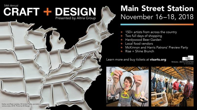 Visual Arts Center Craft + Design Image