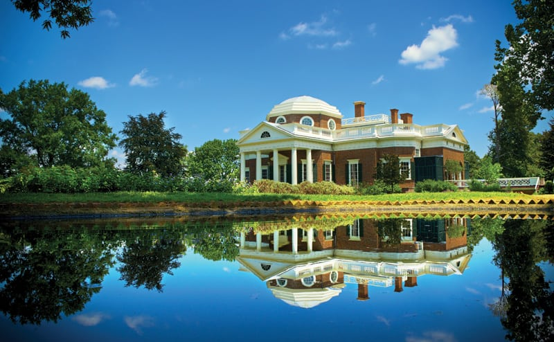 Monticello | Photograph by Joel Gafford
