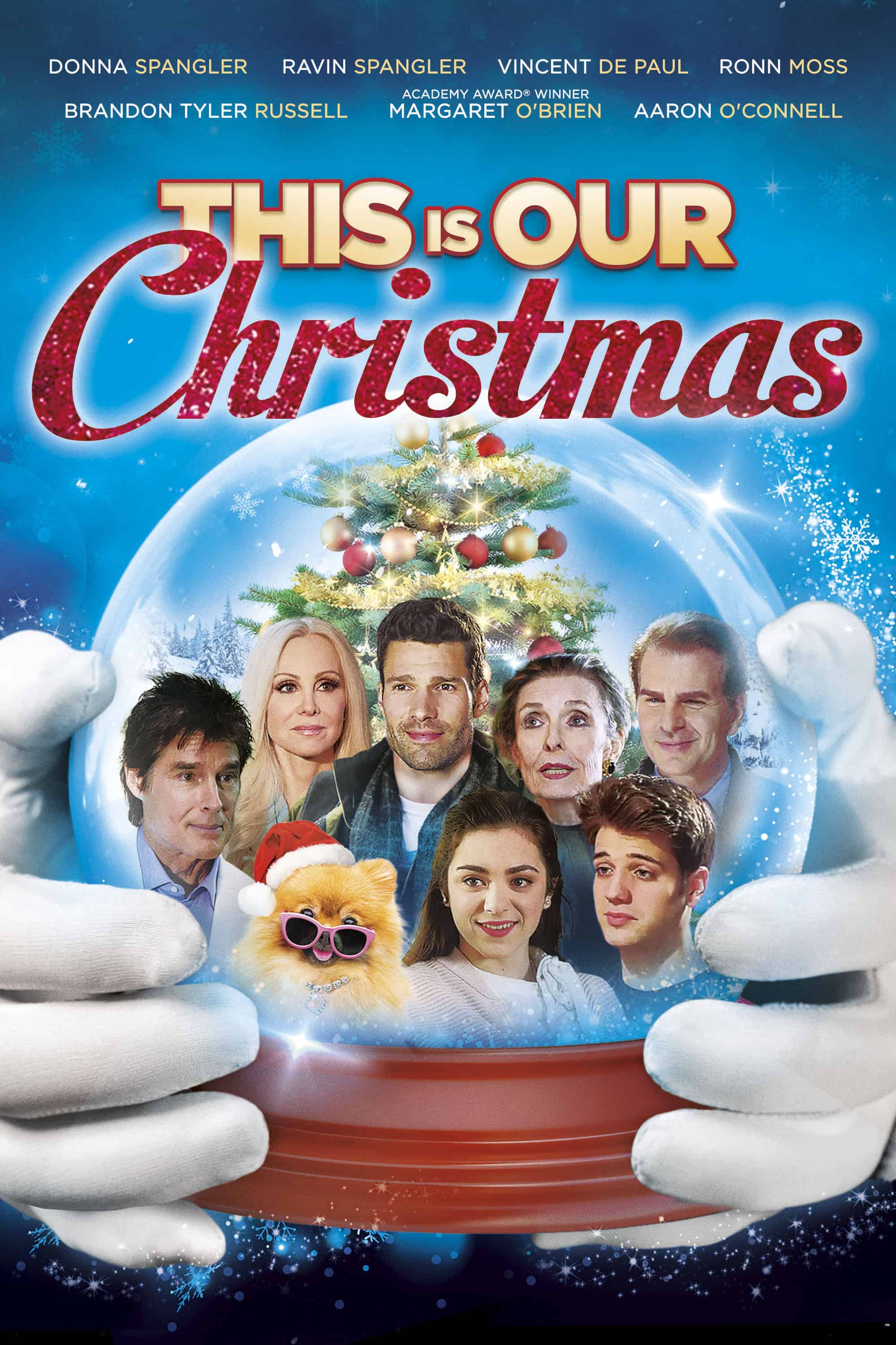 """This Is Our Christmas"" was released on DVD in November. Image provided by producer."