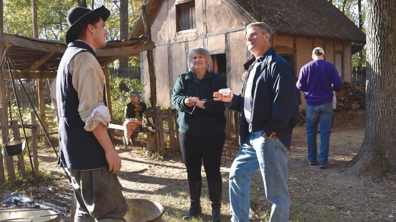Hops in the Park Henricus Historical Park Image