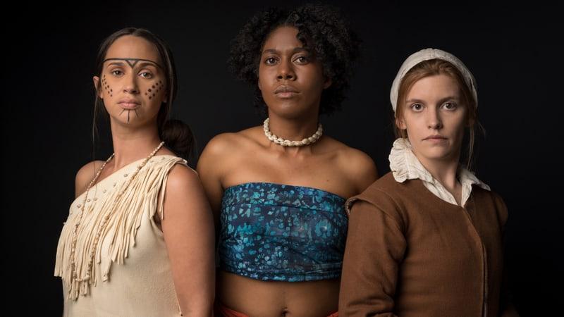 """Tenacity: Women in Jamestown and Early Virginia"""