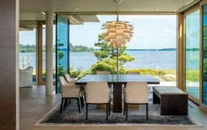 Waterfront Home Image