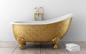Broken Bone Bathtub Image