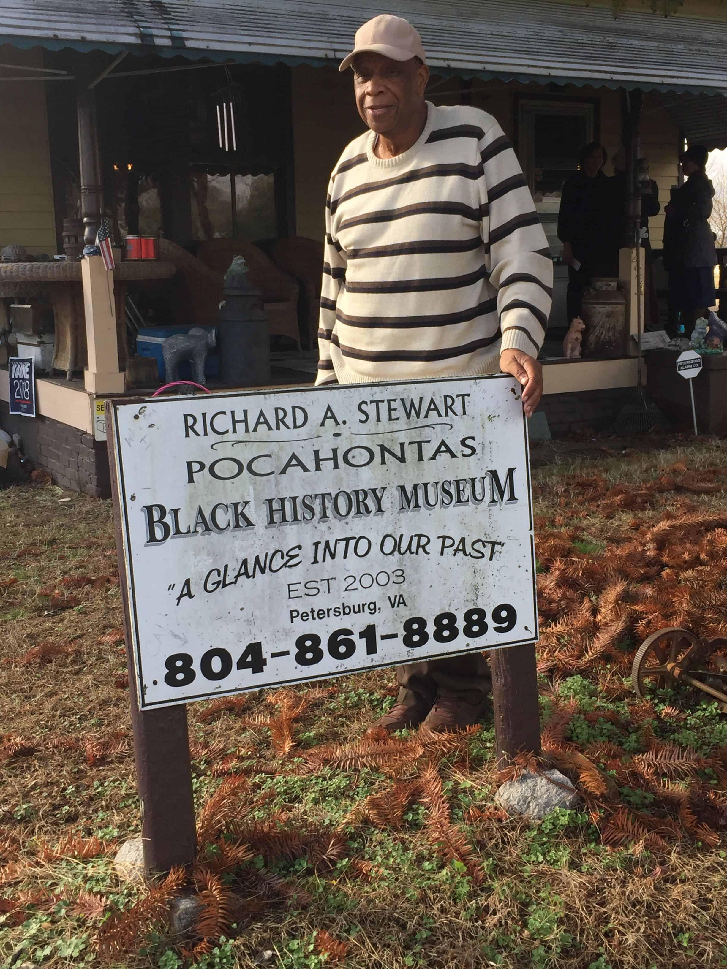 Pocahontas Island Museum
