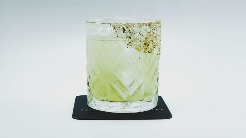 Dollar Cocktail Club Margarita_Spicy Margarita Image