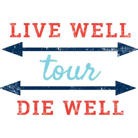 Live Well Die Well Tour Kimberly Paul