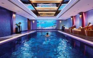 Mandarin_Hotel_Swimming Image