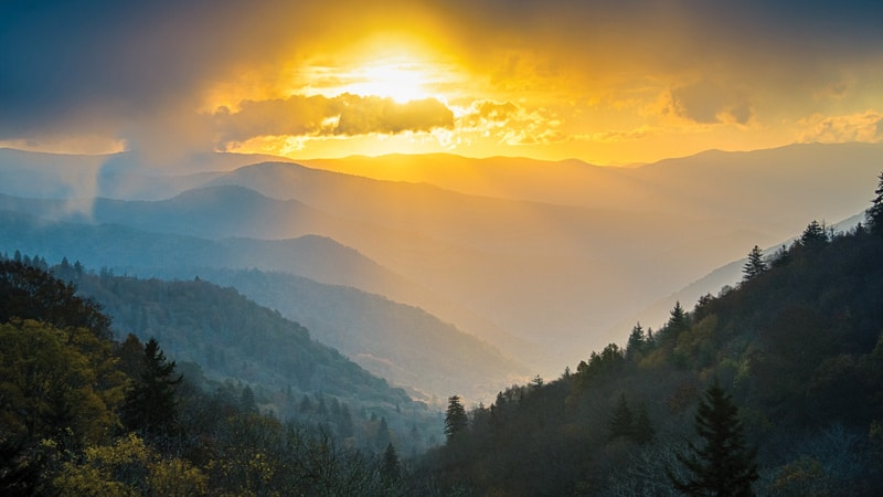 Great Smoky Mountains Image