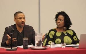 Faith Journeys in the Black Experience panel Image