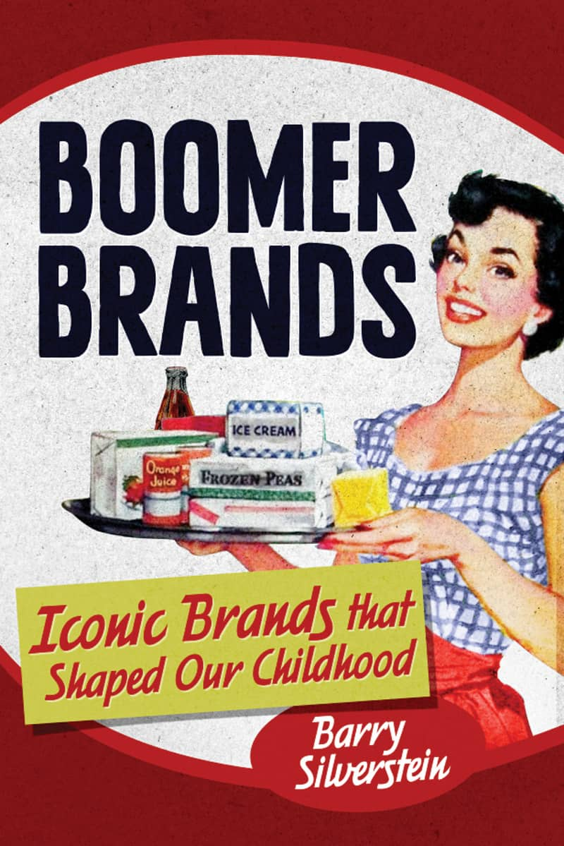 Boomer Brands Barry Silverstein