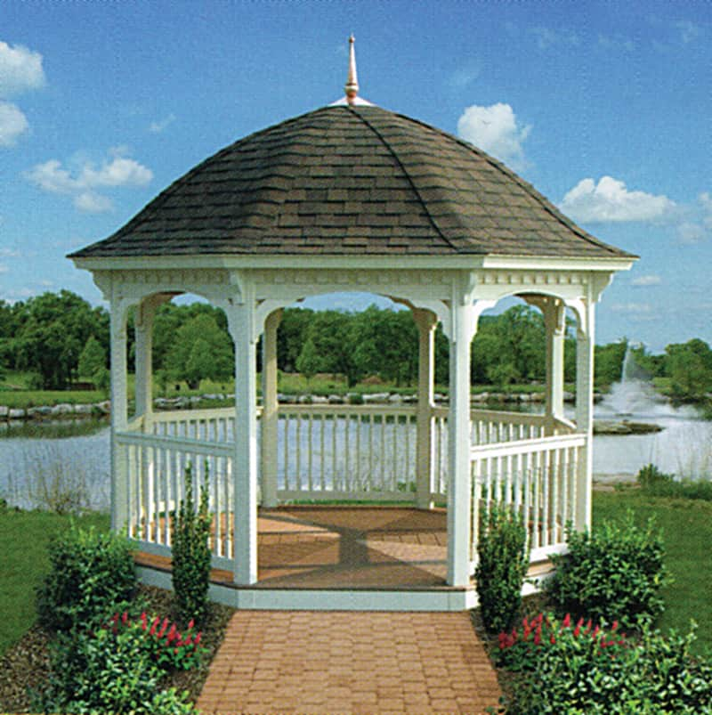 Gazebo Garden Traditions Inc