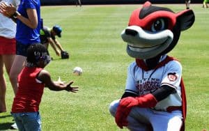 Nutzy Richmond Flying Squirrels Image