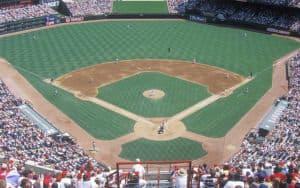Trivia baseball diamond Image