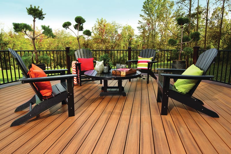 Decking Exterior Source VA