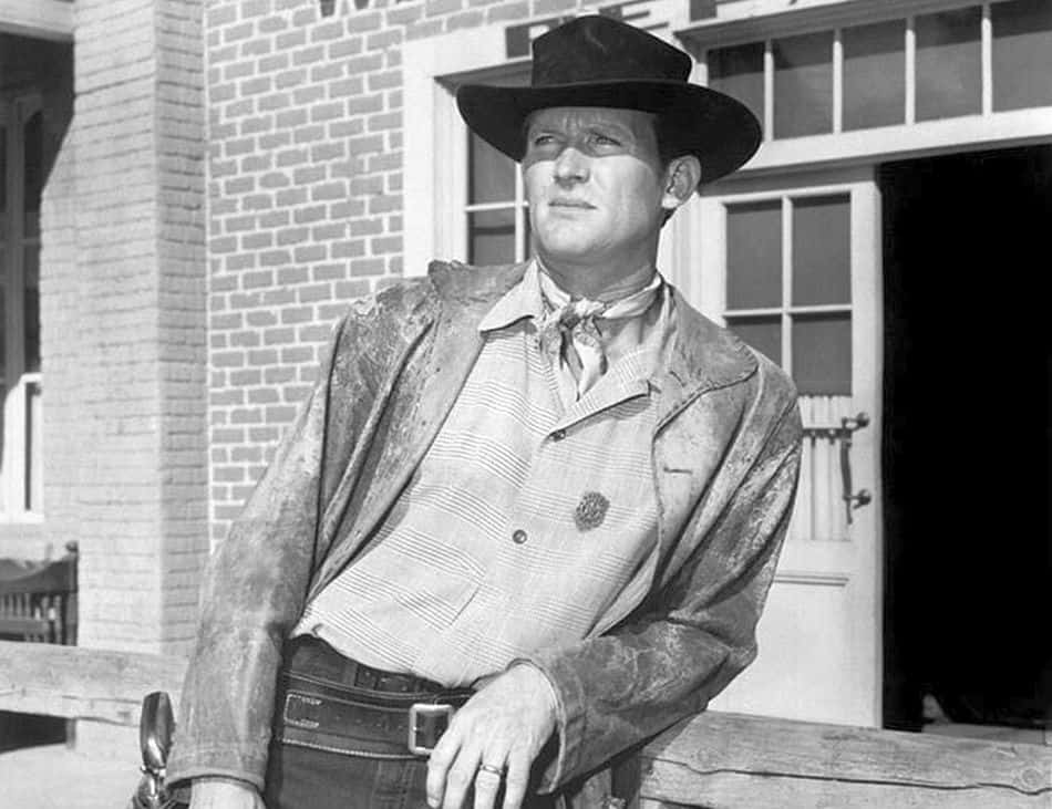 Don Collier as Marshal Will Foreman in the '60s TV show Outlaws | NBC publicity photo