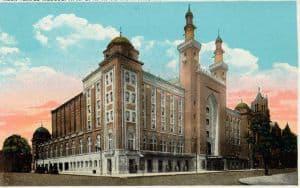 The Mosque Richmond Image
