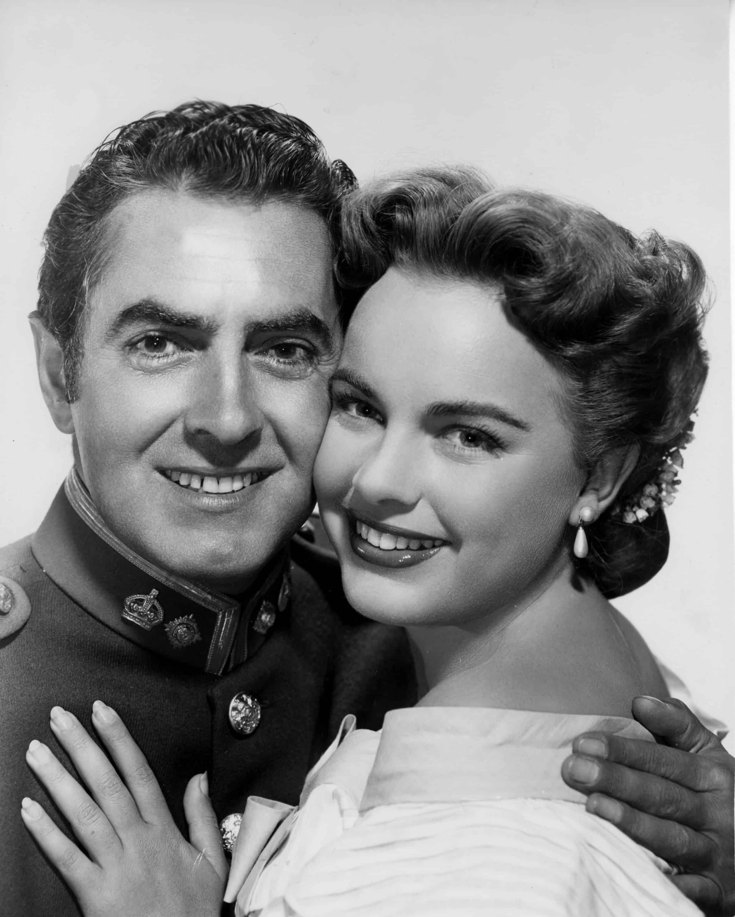 Tyrone Power and Terry Moore starred in 1953's King of the Khyber Rifles - Twentieth Century Fox