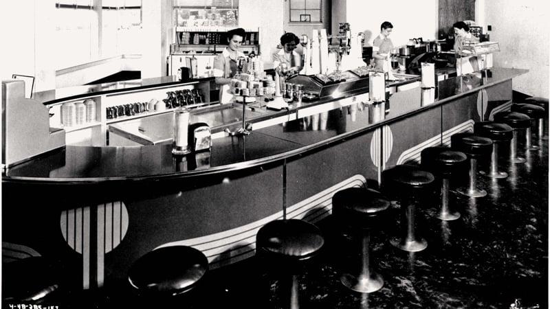 Dairy Bar 1948