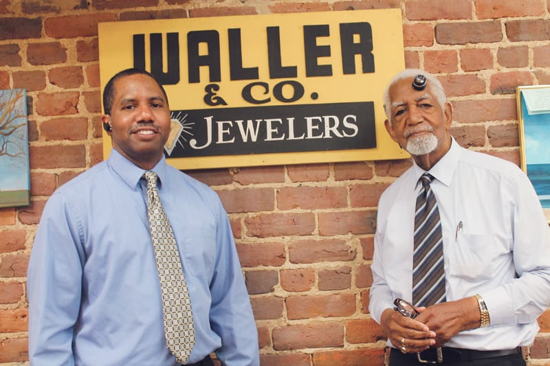 David A. Waller and Richard A. Waller, Jr. Waller and Co. Jewelers