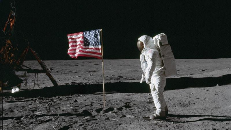 NASA Langley Moon_Landing Image