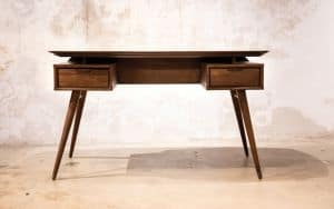 Carel Desk Green Front Image