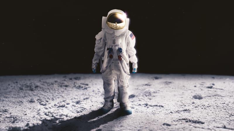 Science After Dark: Moon Landing Science Museum Image