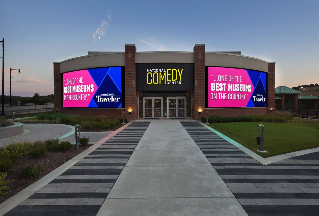 The National Comedy Museum