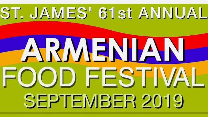 St. James Armenian_Food_Festival Richmond Image