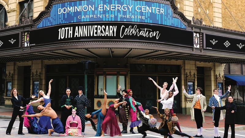10th Anniversary of Dominion Energy Center for the Performing Arts Image