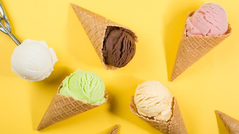 Nondairy Ice Cream Image