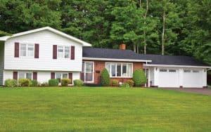 North American Home Split Level Image