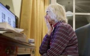 Elder Finance Abuse Image