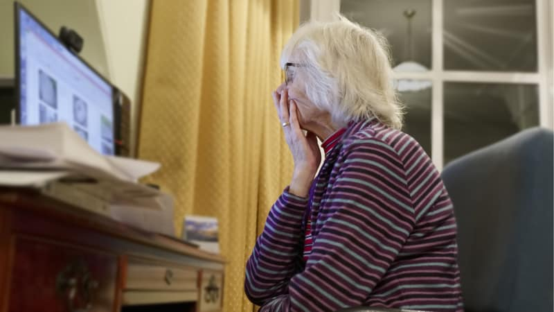 Elder Finance Abuse Image