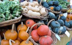 Fall Farmers Market Image