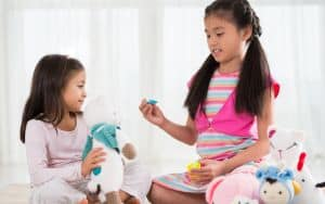 Grandparents give kids too many toys Asky Amy Image
