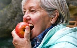 An Apple a Day Keeps the Cancer Away Image