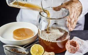 Kombucha for Health Image