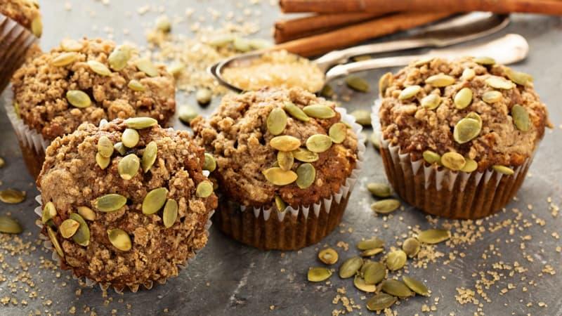 Pumpkin seeds health benefits Image