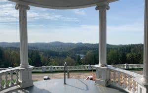 Moses H. Cone Park in Blowing Rock, North Carolina Image