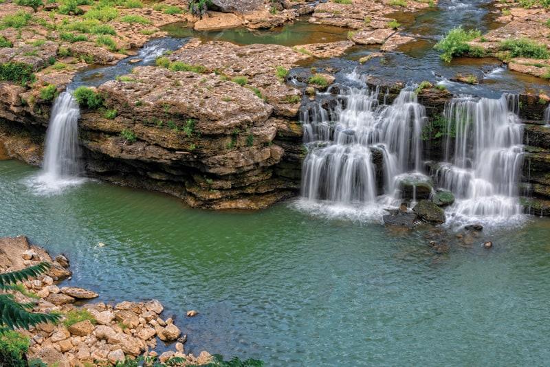 Upper Cumberland Waterfalls