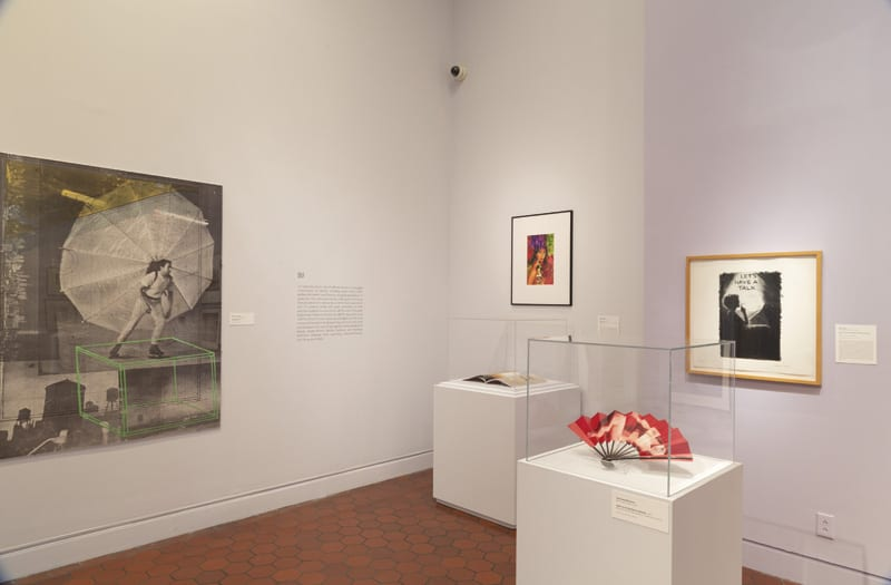 "The ""Otherwise"" exhibit, made possible through generous support from the Office for Equal Opportunity and Civil Rights at the University of Virginia 